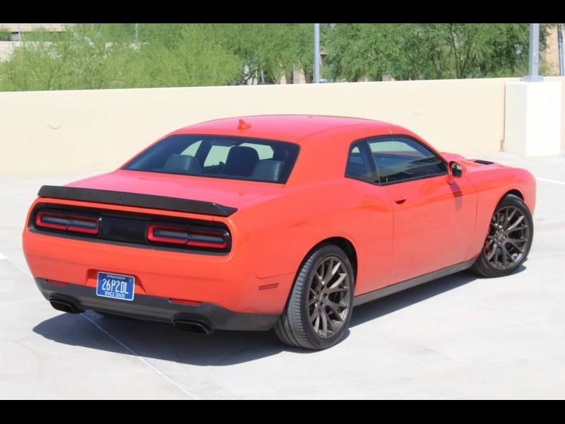Dodge Challenger 2016 price $54,988