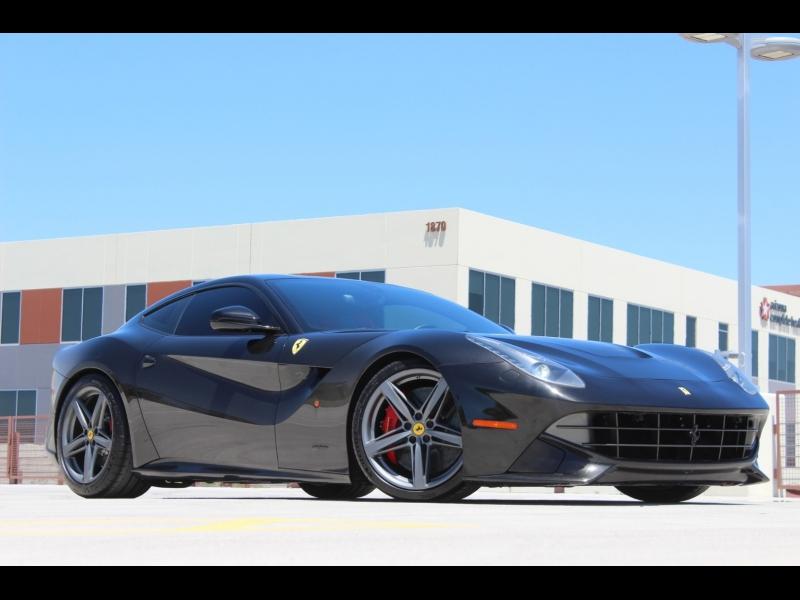 Ferrari F12berlinetta 2014 price $234,988