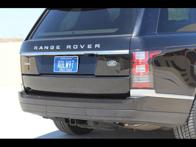 Land Rover Range Rover 2016 price $51,988
