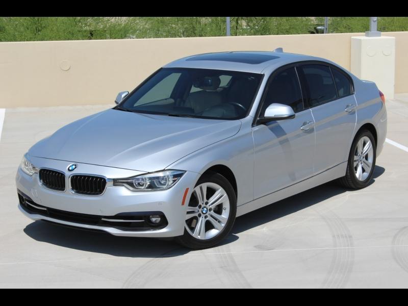 BMW 3-Series 2016 price $15,988