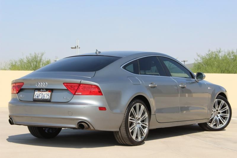 Audi A7 2012 price $27,988