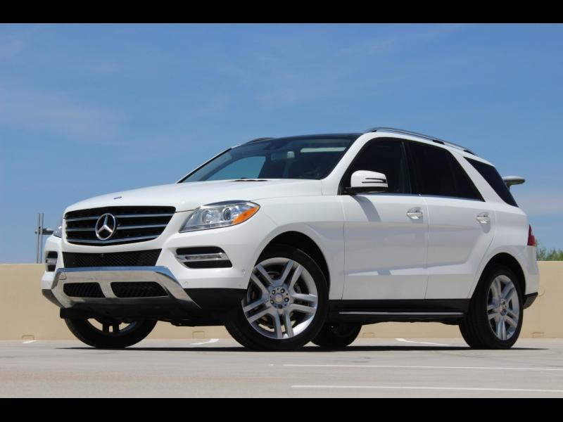 Mercedes-Benz M-Class 2015 price $23,988