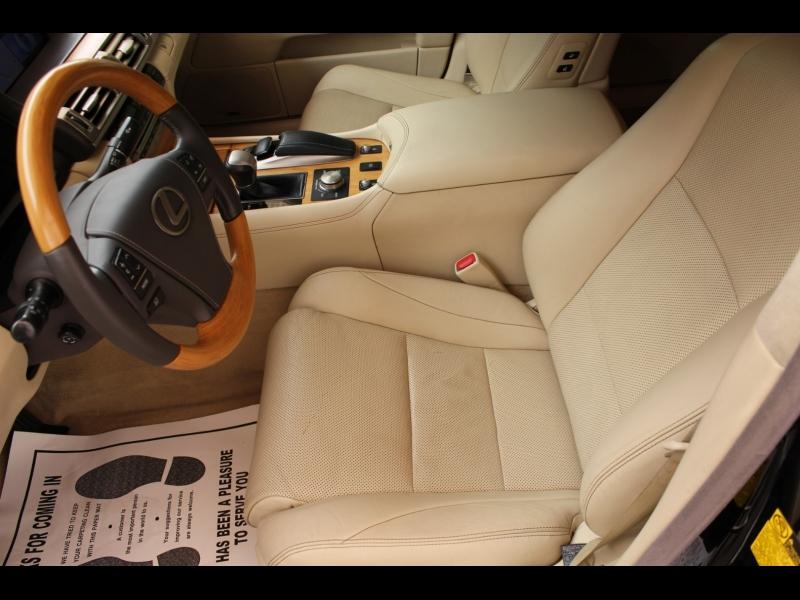 Lexus LS 460 2014 price $27,988