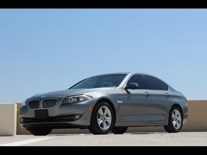 BMW 5-Series 2012 price $17,988