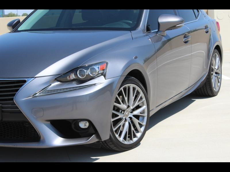 Lexus IS 250 2015 price $27,988
