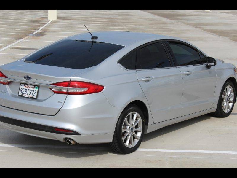 Ford Fusion 2017 price $18,988