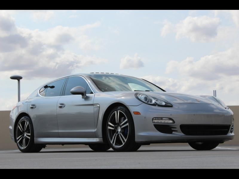 Porsche Panamera 2011 price $29,988