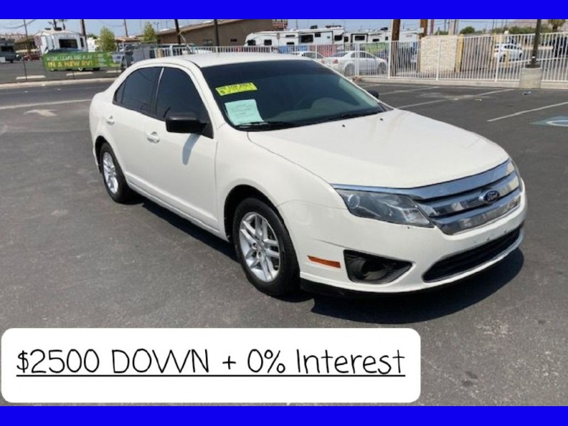FORD FUSION 2012 price $7,400