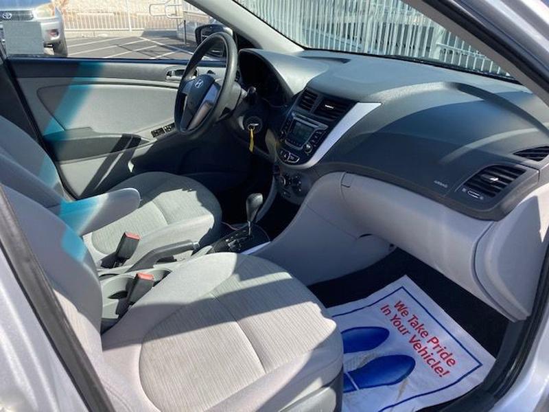 HYUNDAI ACCENT 2017 price $7,200