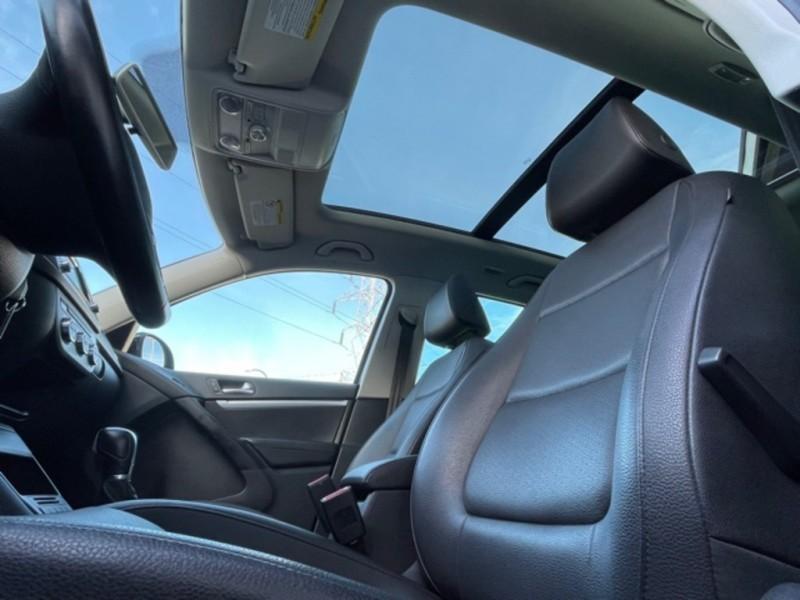 Volkswagen Tiguan 2015 price $17,800