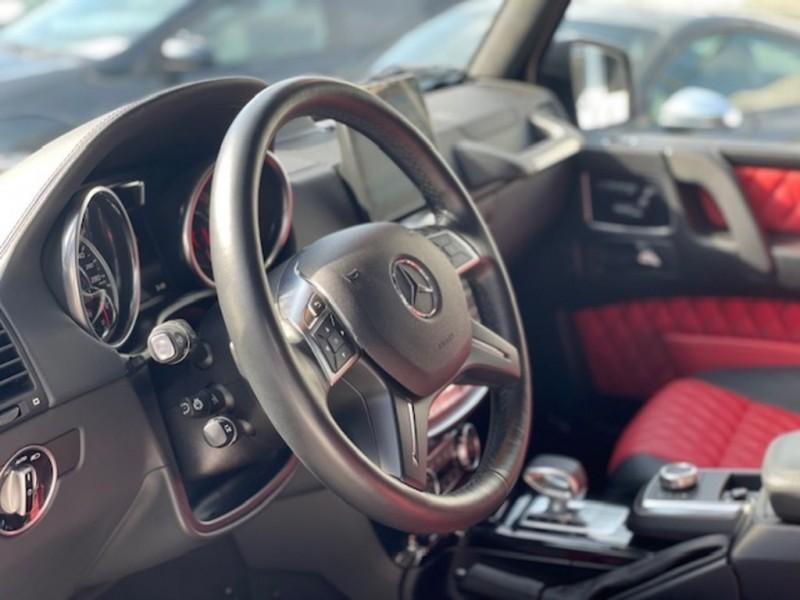 Mercedes-Benz G-Class 2017 price $149,800