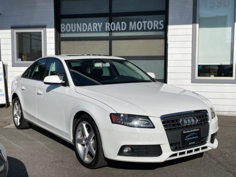 Audi A4 2012 price $15,900