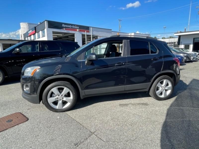 Chevrolet Trax 2014 price $8,900