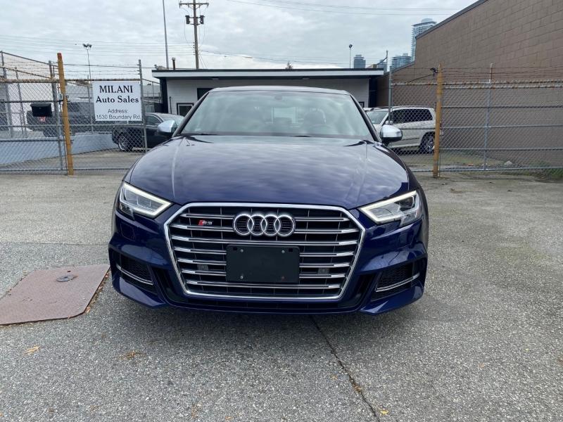Audi S3 Sedan 2018 price $41,800