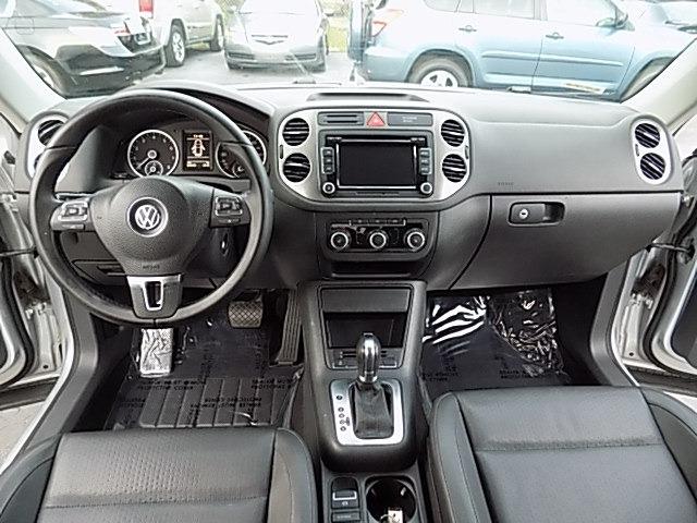 Volkswagen Tiguan 2011 price $9,500