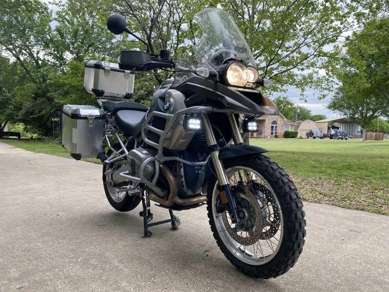 BMW 1200GS 2011 price $7,995