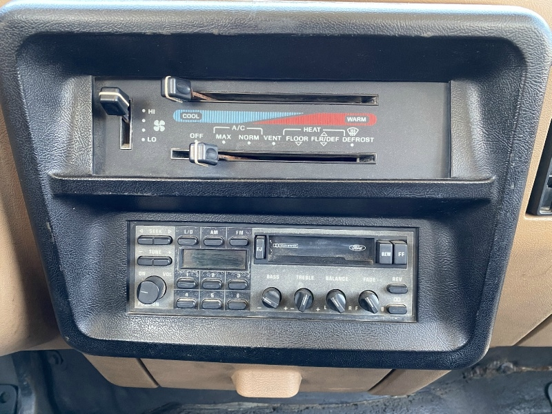 Ford Bronco 1990 price $11,995