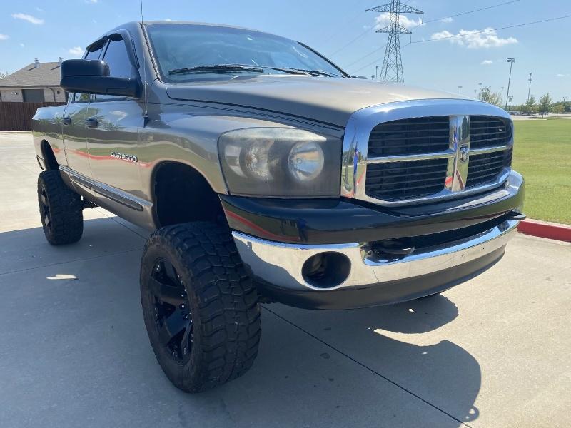 Dodge Ram 2500 2006 price $15,995