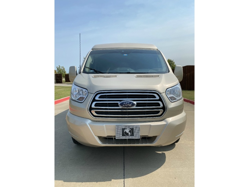 Ford Transit 2018 price $58,000