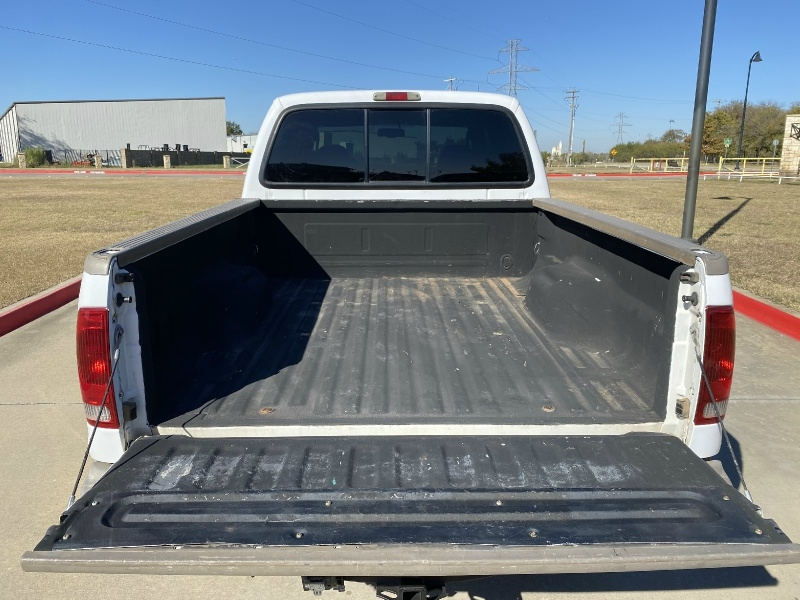 Ford Super Duty F-250 2007 price $15,500