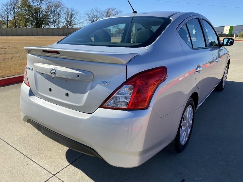Nissan Versa 2019 price $11,995
