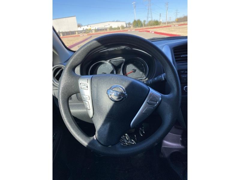 Nissan Versa 2018 price $7,995