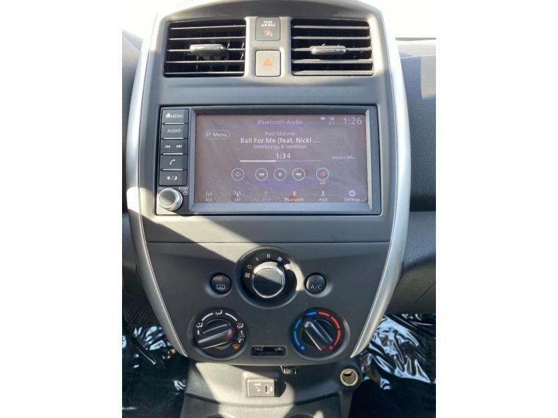 Nissan Versa 2019 price $12,995
