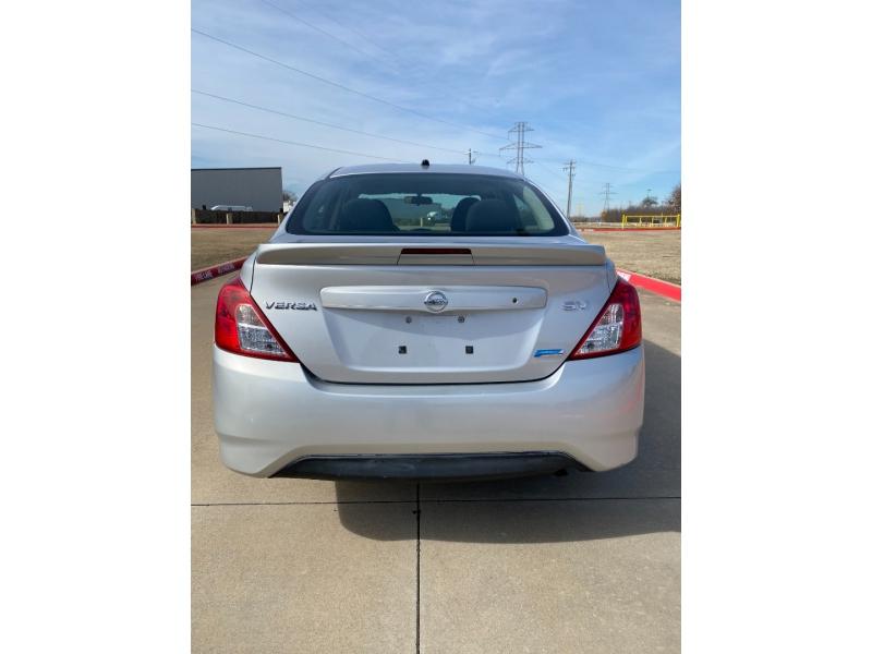 Nissan Versa 2016 price $6,995
