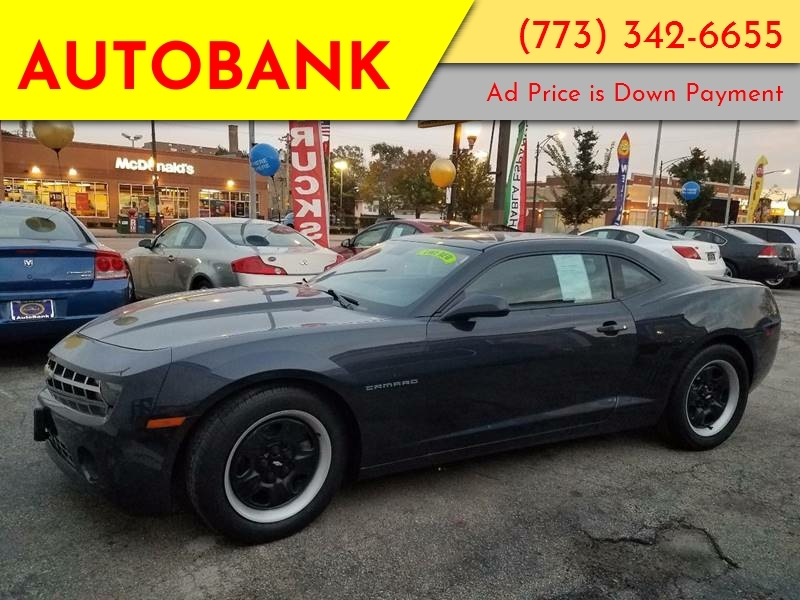 Chevrolet Camaro 2013 price $1,500 Down