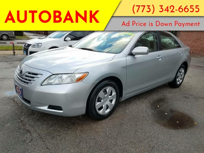 Toyota Camry 2007 price $1,000 Down