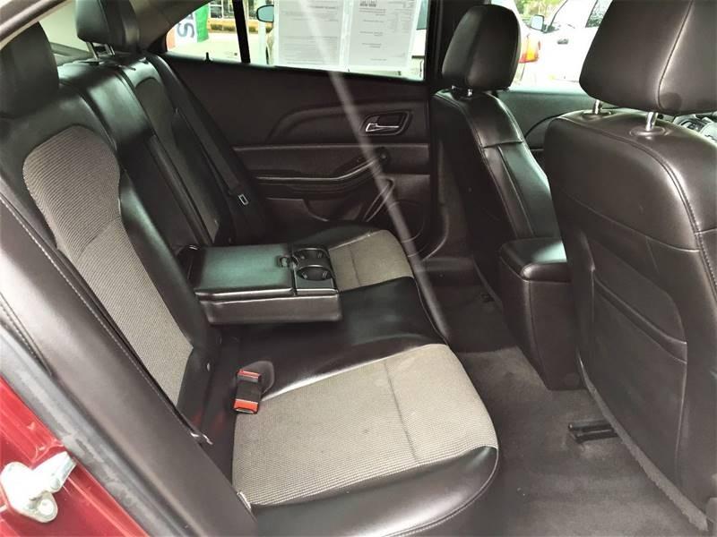 Chevrolet Malibu 2015 price $1,500