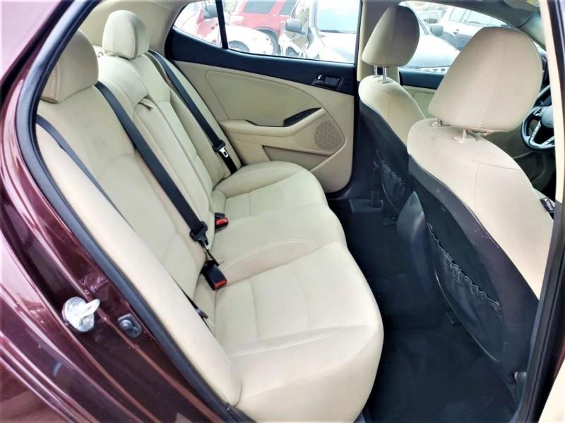 Kia Optima 2013 price $1,000