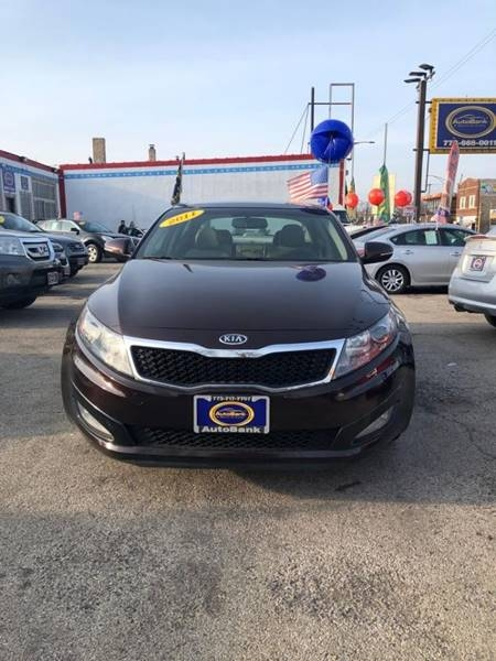 Kia Optima 2011 price $1,000