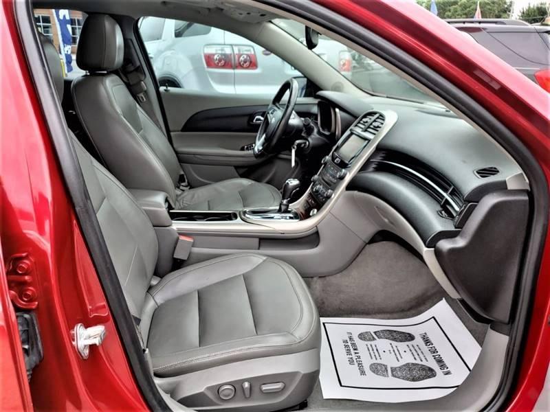 Chevrolet Malibu 2013 price $1,500