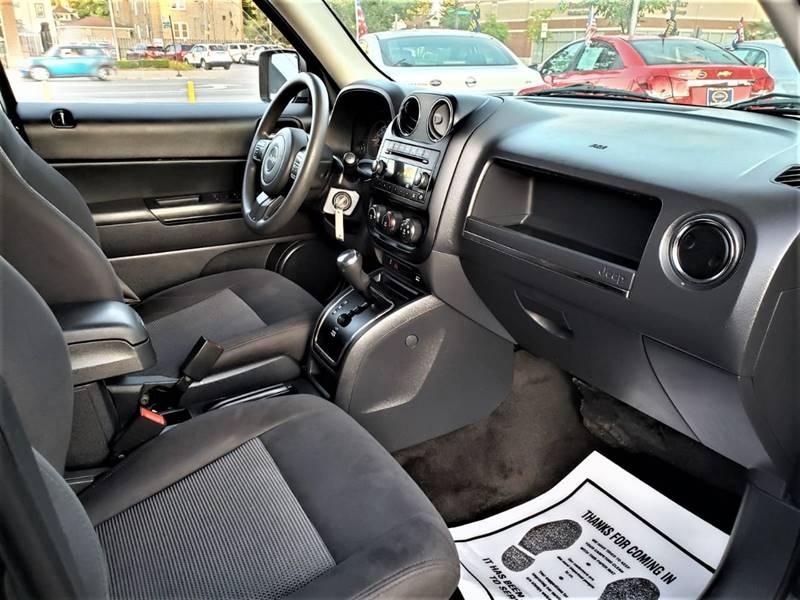 Jeep Patriot 2015 price $1,500