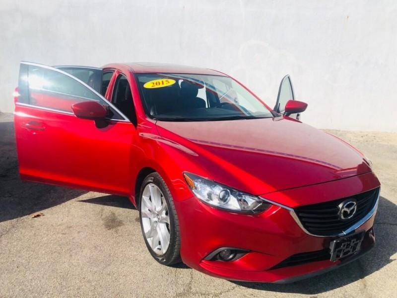 Mazda MAZDA6 2015 price $2,000