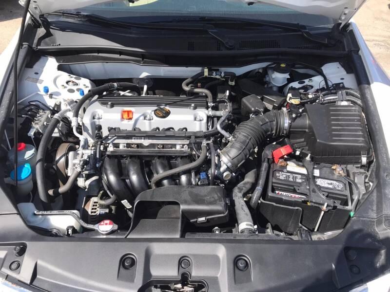 Honda Accord 2012 price $1,500