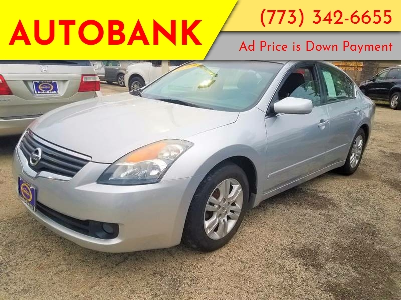 Nissan Altima 2008 price $1,000