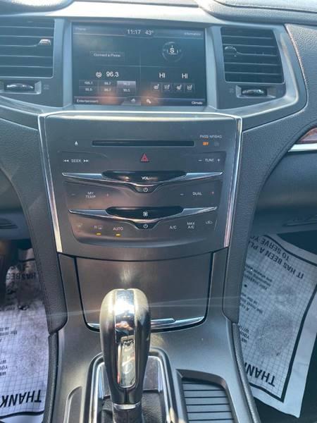 Lincoln MKS 2013 price $1,500