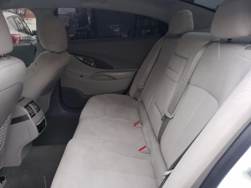Buick LaCrosse 2012 price $1,500