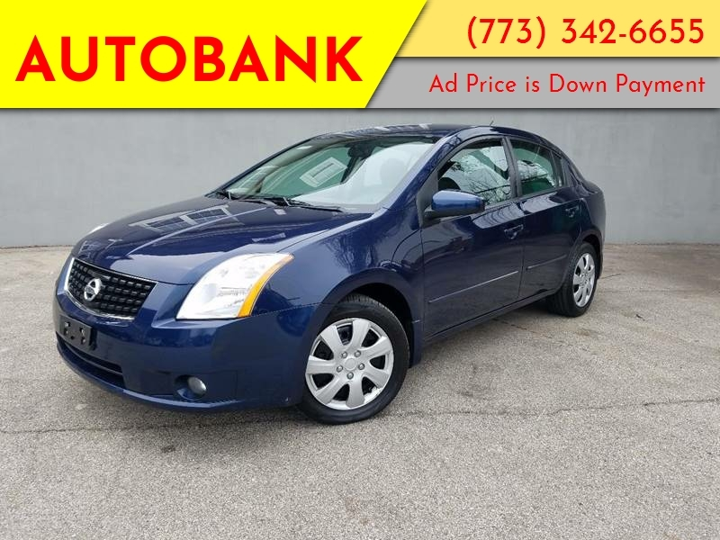 Nissan Sentra 2008 price $1,000 Down