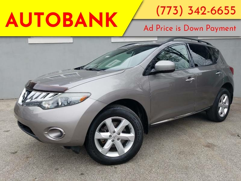 Nissan Murano 2009 price $1,000 Down