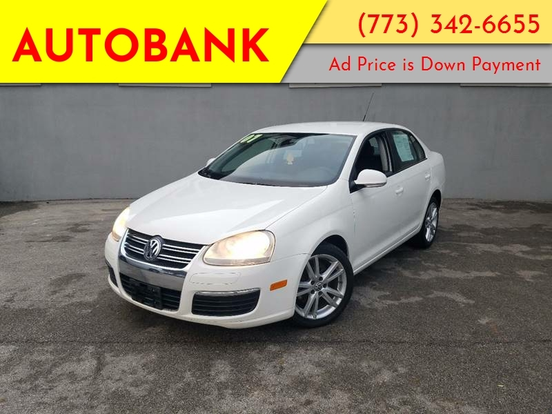 Volkswagen Jetta 2007 price $1,000 Down