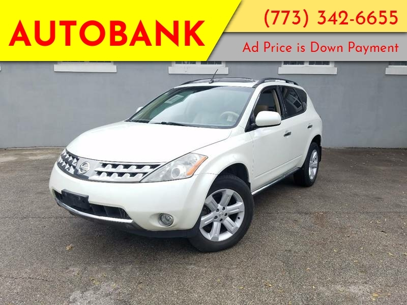 Nissan Murano 2006 price $1,000 Down