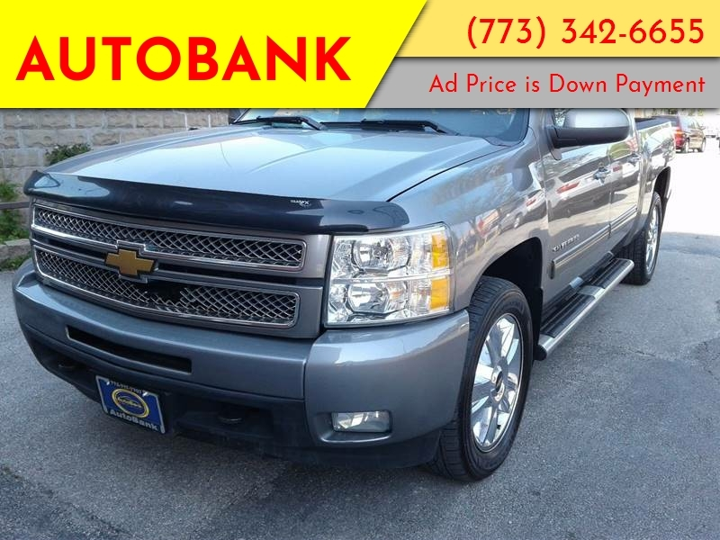 Chevrolet Silverado 1500 2013 price $2,000 Down