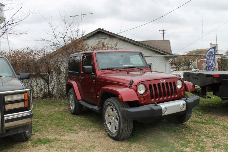Jeep Wrangler 2012 price $16,800