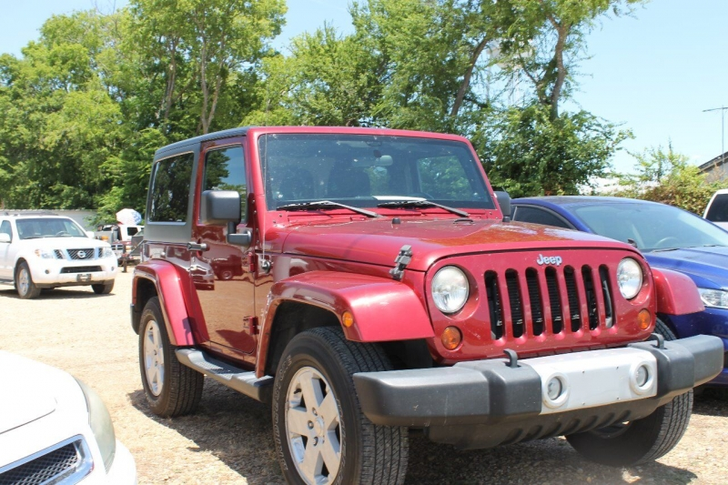 Jeep Wrangler 2012 price $16,800