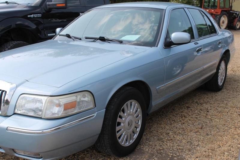 Mercury Grand Marquis 2008 price $9,995