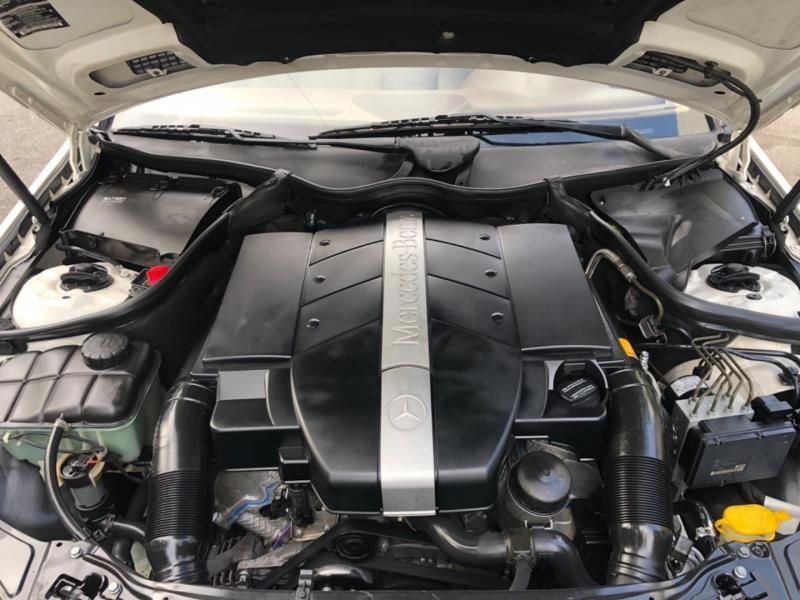 Mercedes-Benz C-Class 2003 price $5,000
