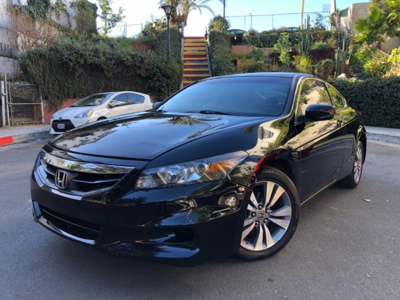 Honda Accord Cpe 2011 price $8,199